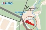 расположение ЖК Новое Мурино на карте района