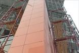 керрамо-гранитные фасады