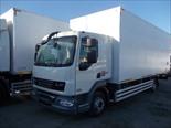 DAF FA LF45.220 4Х2 с кузовом изотермический фургон